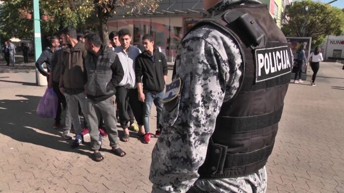Masovna tuča migranata u Visokom, dvije osobe povrijeđene