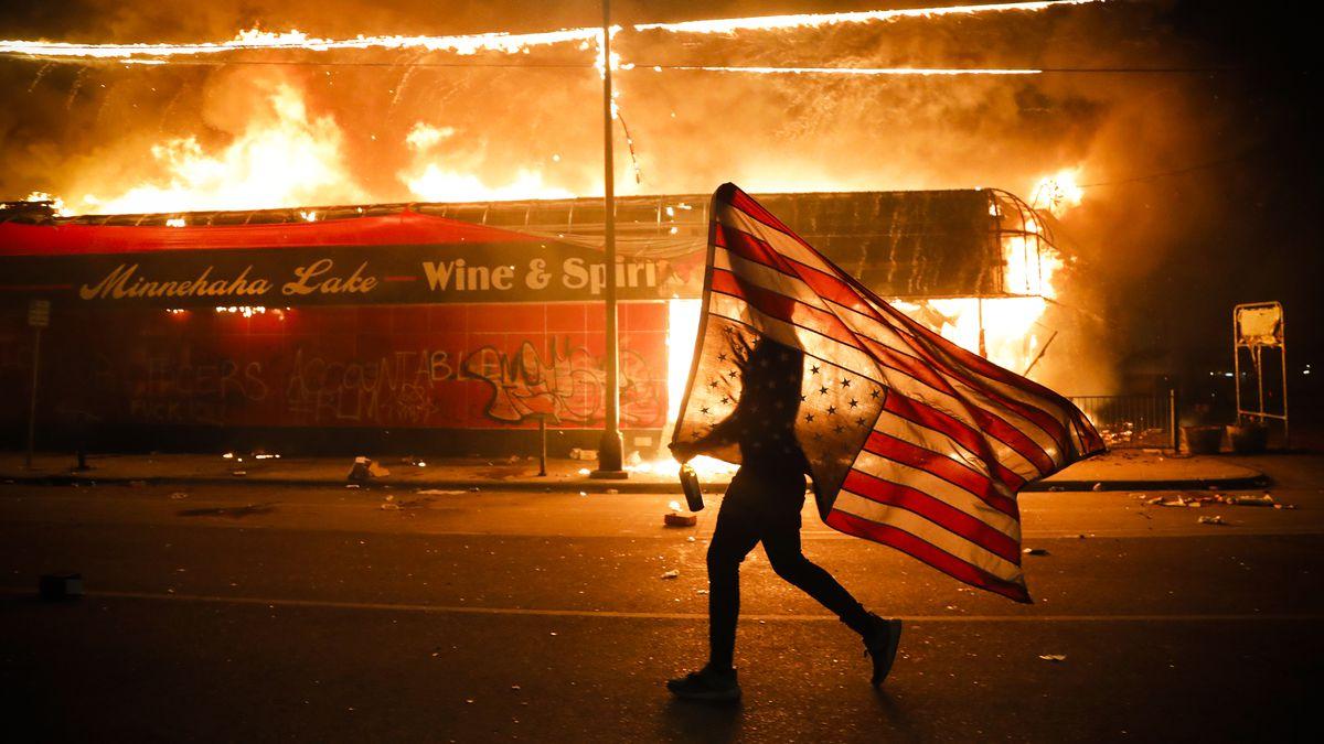 Šteta tokom protesta u Minneapolisu procijenjena na 55 miliona dolara