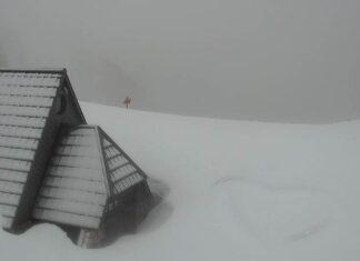 Snijeg Kredarica