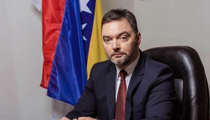 Opozicioni zahtjev odbijen, Košarac ostaje državni ministar