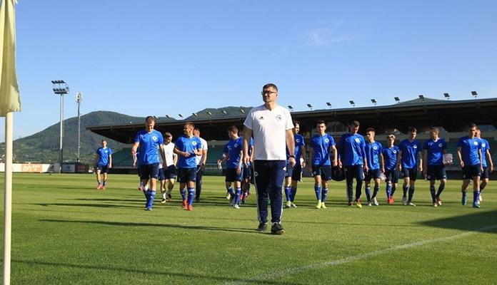 U Zenici se okupila U-18 reprezentacija BiH
