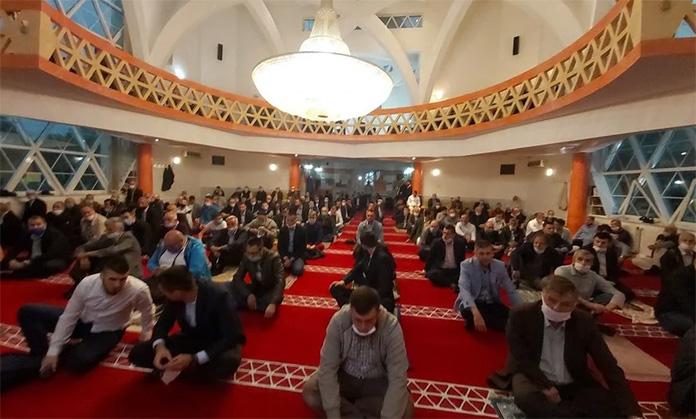Smijenjen odbor džamije u Zenici zbog nepoštivanja mjera za vrijeme koronavirusa