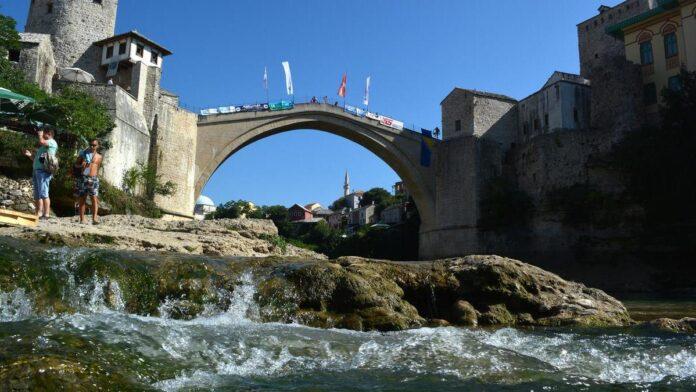 Skokovi sa Starog mosta u Mostaru će biti održani