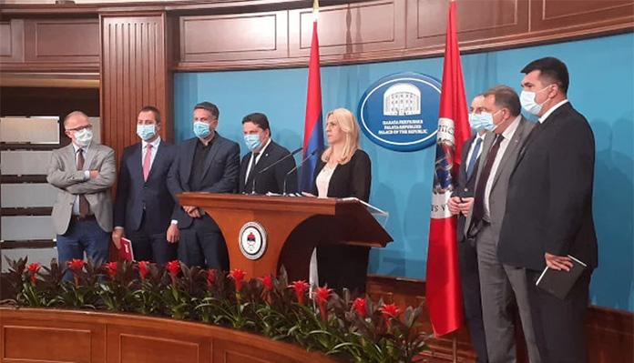 SNSD zajedno sa šest stranaka izlazi na izbore u Mostaru i Srebrenici