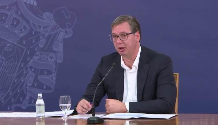 Vučić: Nema bojazni da potpišem bilo kakvu vrstu priznanja Kosova