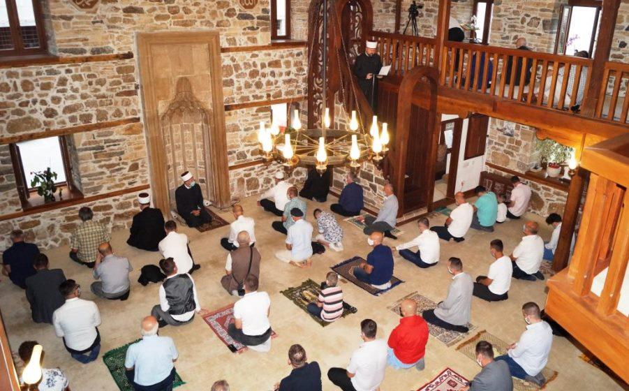 Centralna svečanost u Zenici održana u Sultan-Ahmedovoj džamiji u Zenici (FOTO)