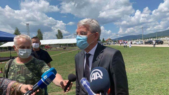 Džaferović: Neka pobornici velikosrpske ideje obiđu ova mjesta i vide kako je nastala RS