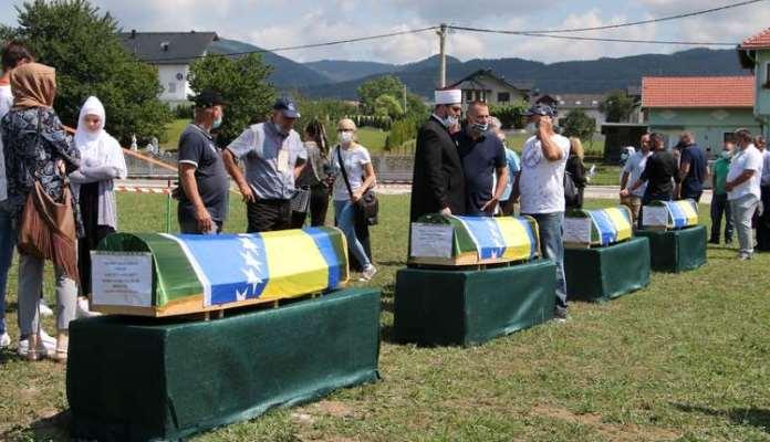 Pokopani ostaci još šest ubijenih Prijedorčana
