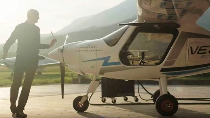 Električni Avion