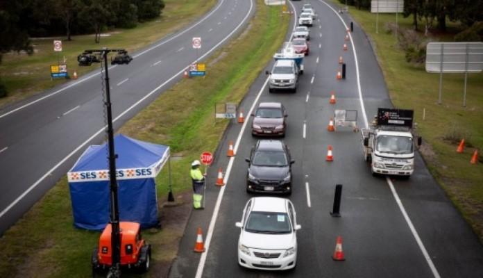 Kolone i po 20 kilometara u Australiji nakon otvaranja granica