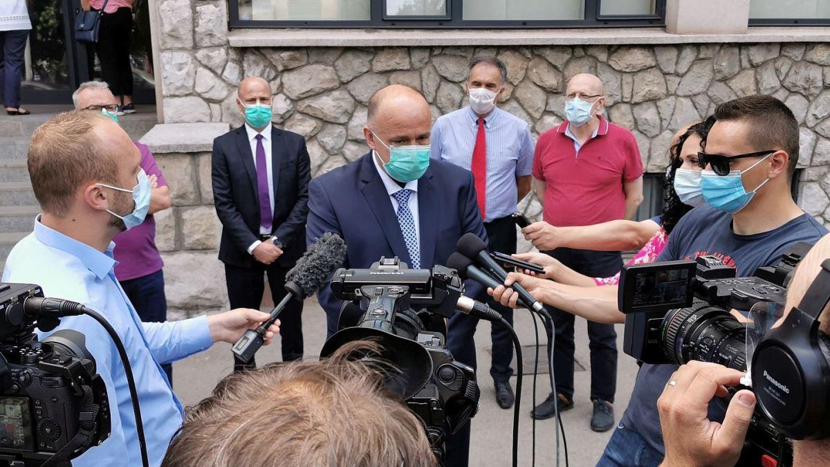 Medicinskim ustanovama u ZDK-u nedostaje testova za koronavirus (VIDEO)