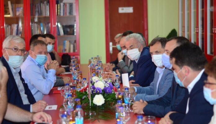 Mladen Grujičić zajednički kandidat stranaka iz RS-a za načelnika Srebrenice
