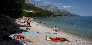 Plaža U Hrvatskoj