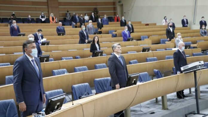 Predstavnički dom PSBiH o budžetu institucija