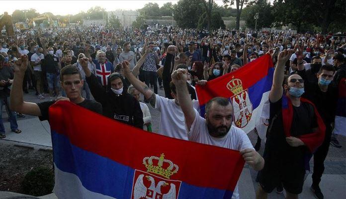 Više hiljada građana na protestima i u Nišu