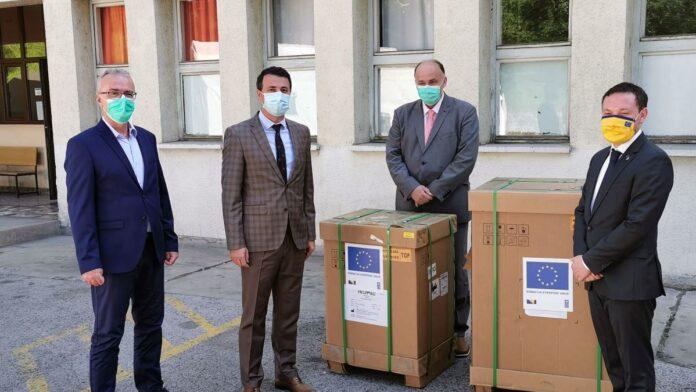 Kantonalnoj bolnici Zenica isporučena vrijedna donacija EU
