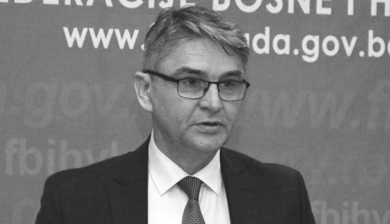 Ispraćaj, dženaza i ukop ministra Bukvarevića u subotu, 1. augusta