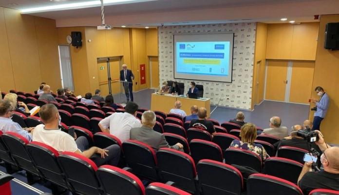 """U Travniku prezentiran projekt """"Staza stare pruge"""""""