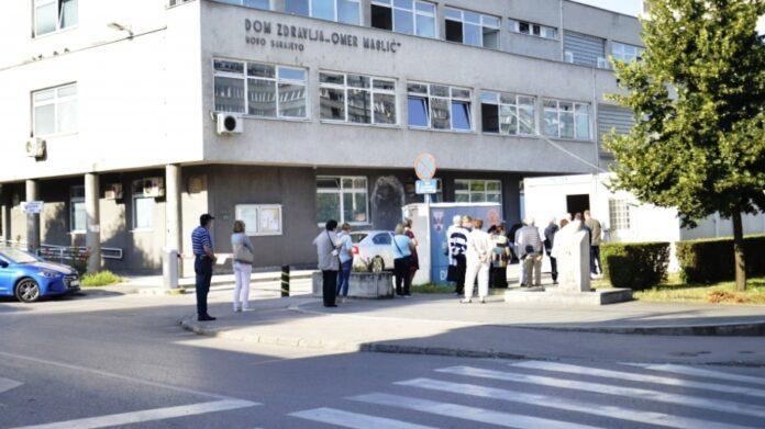 Medicinari u Kantonu Sarajevo napustili trijažne punktove
