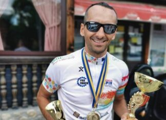 """Zenički biciklisti učestvovali na međunarodnoj utrci """"25. Maj"""""""
