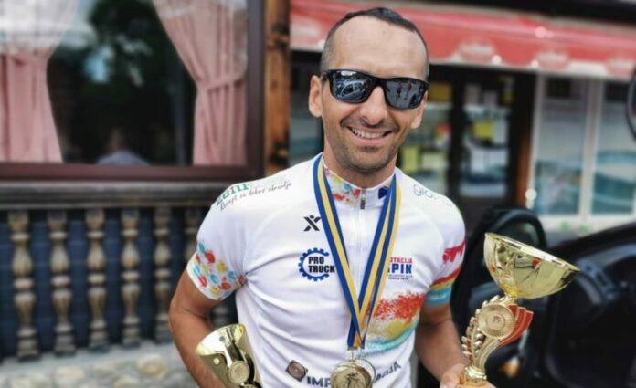 Vedad Karić pobjednik Međunarodne biciklističke utrke u Tuzli