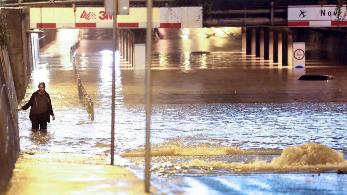 Vatrogasac u Zagrebu preminuo tokom intervencije nakon poplava