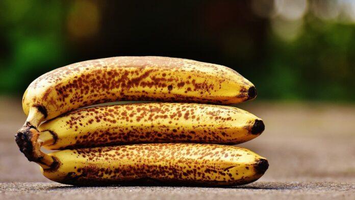 Prezrele banane su riznica zdravlja
