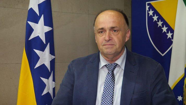 Reagovanje ministra zdravstva ZDK na saopćenje sa sastanka u JU Dom zdravlja Visoko