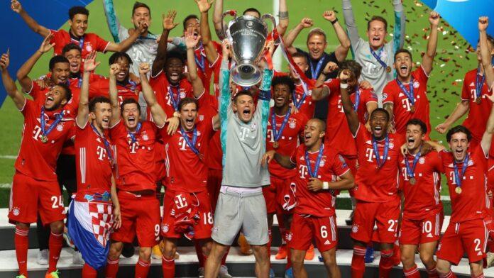 Bayern po 6. put prvak Evrope
