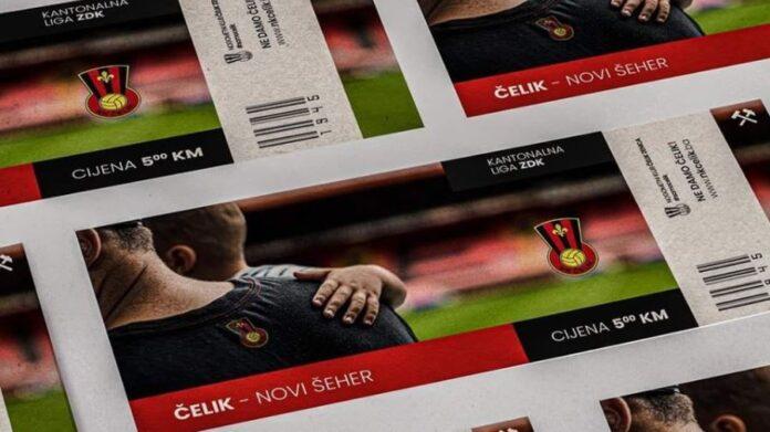 Četvrti dan prodaje kupljeno preko 350 ulaznica za utakmicu Čelika kojoj navijači i ne mogu prisustvovati