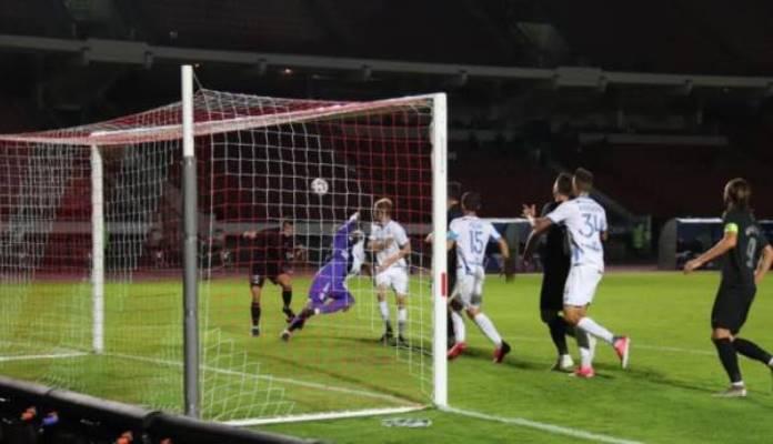 Sarajevo pokradeno, Dynamo Brest uz pomoć sudija do trećeg pretkola LP