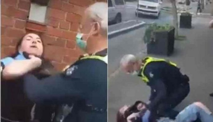 Hapsenje Zbog Nenosenja Maske Melburn