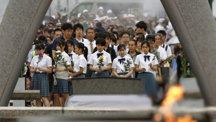 Obilježena 75. obljetnica atomskog napada na Hirošimu
