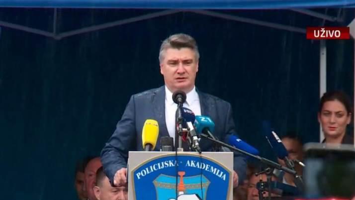 Milanović negira hašku presudu za UZP