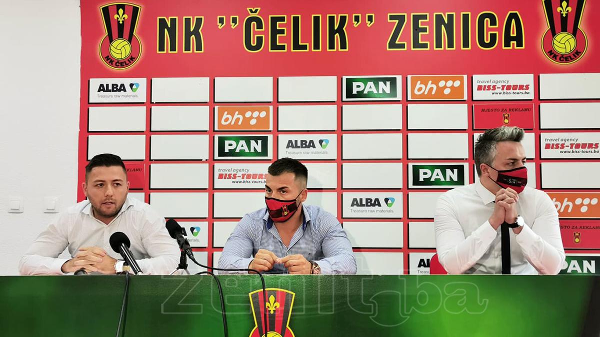 NK Čelik PRESS
