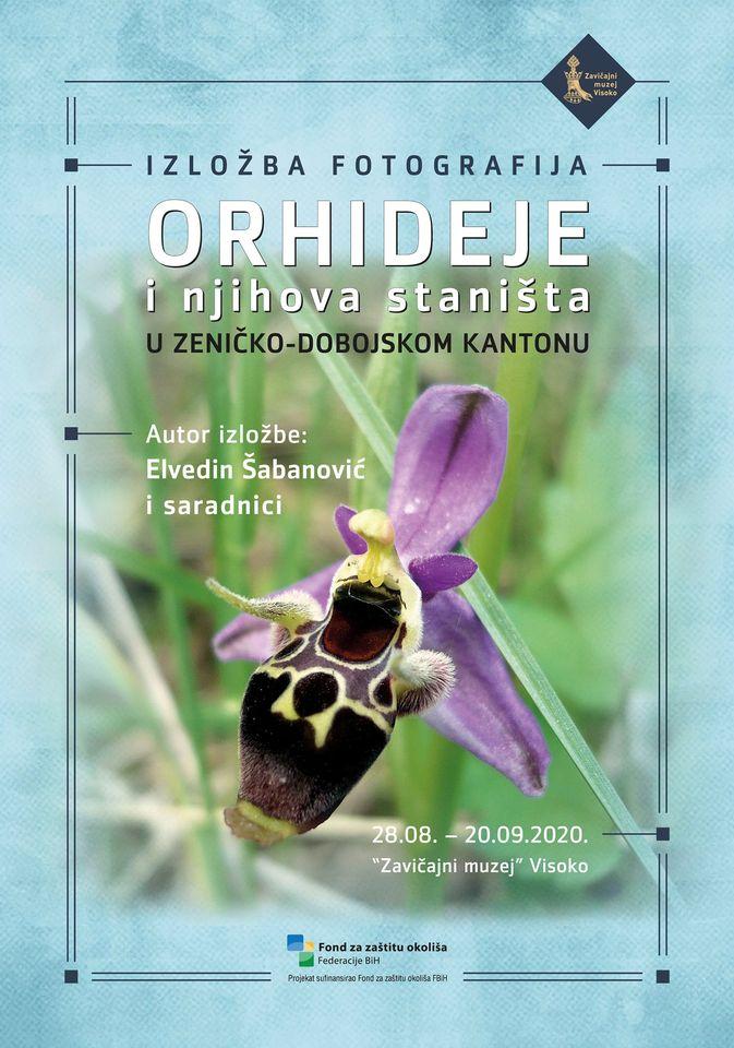 Orhideje Izlozba