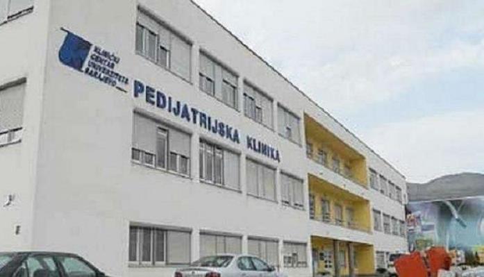 Četvero djece hospitalizovano na KCUS-u zbog koronavirusa