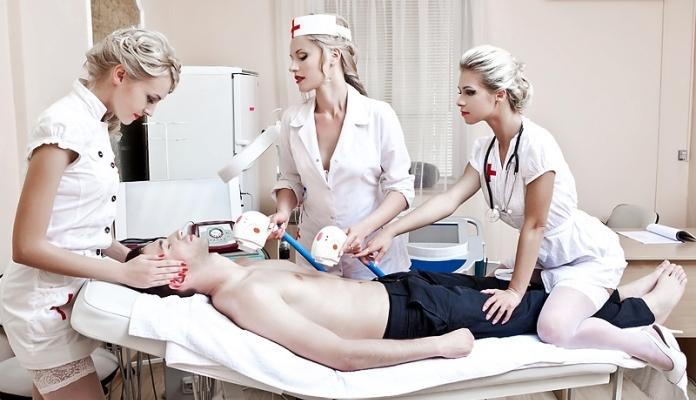 Sexy Medicinske Sestre