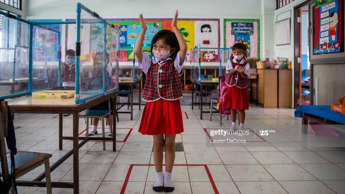Skola Tajland