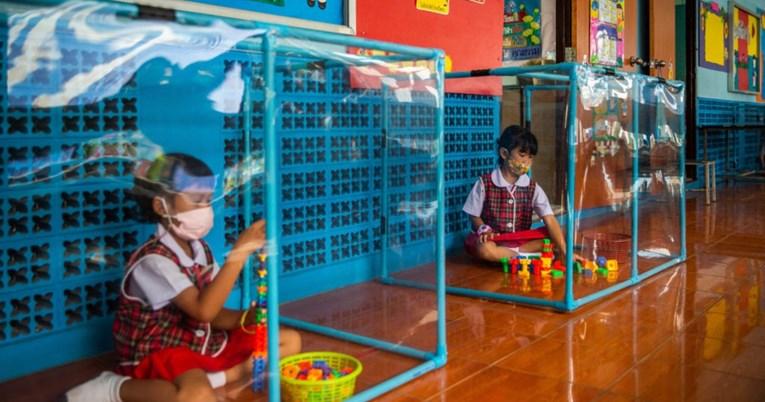 Ovako izgleda boravak u predškoli u Tajlandu, imaju jedan novi slučaj (FOTO)