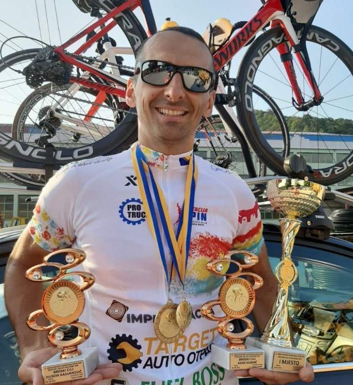 Vedad Karić ostvario nove dvije pobjede za jedan dan