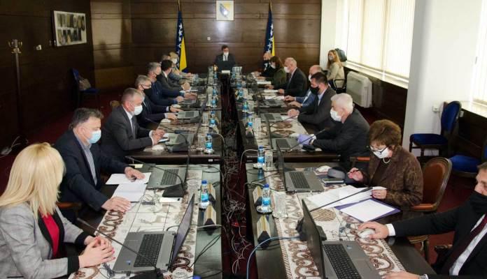 Vlada FBiH donijela odluku o povećanju penzija za 2,8 posto