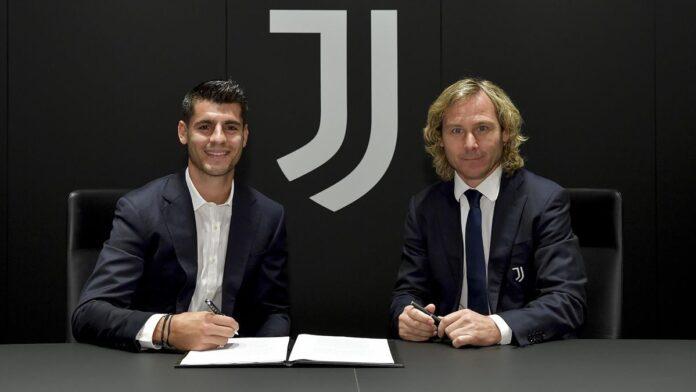 Juventus potvrdio angažman Morate, Atleticu 10 miliona eura za godinu posudbe
