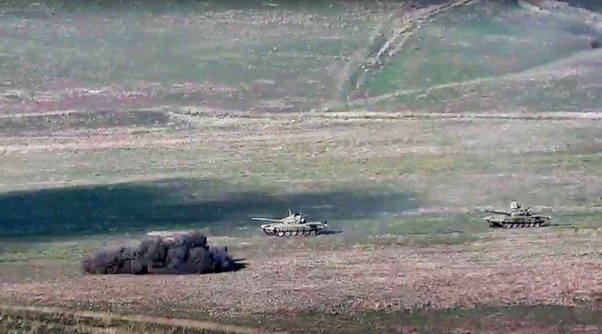 Armenija i Azerbejdžan se sukobili zbog sporne regije Nagorno-Karabah