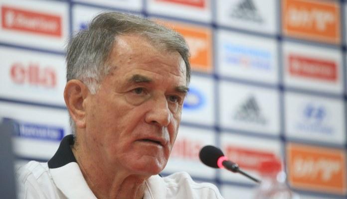 Dušan Bajević odabrao igrače za oktobarske utakmice reprezentacije BiH
