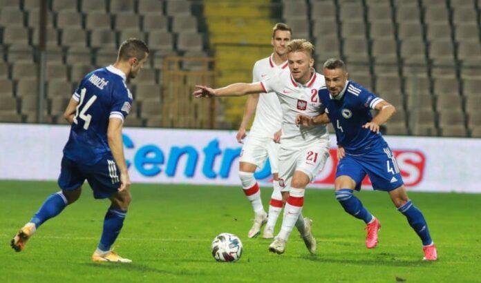 Reprezentacija BiH poražena od Poljske na Bilinom polju