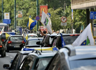 Defile U Sarajevu