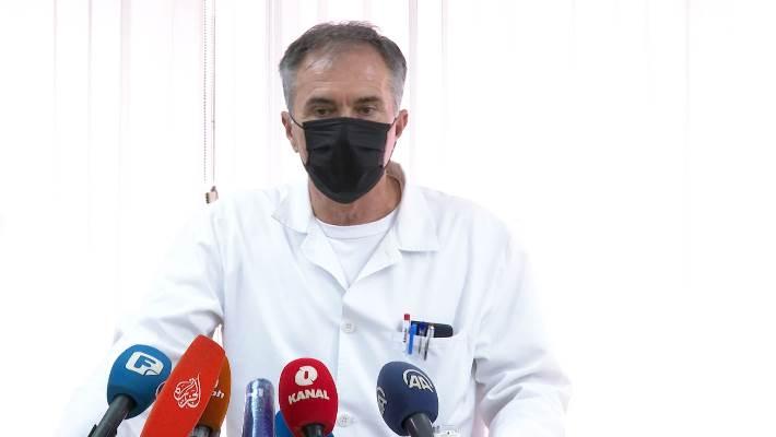 Drljević: Bolnica dobila neupotrebljive respiratore