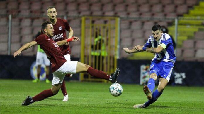 Sarajevo savladalo podgoričku Budućnost i plasiralo se u play-off Evropske lige