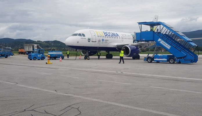 FlyBosnia ostala bez jedinog aviona i posade